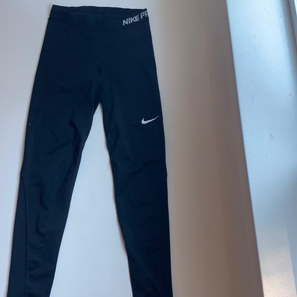 Nike Pro dri fit leggings